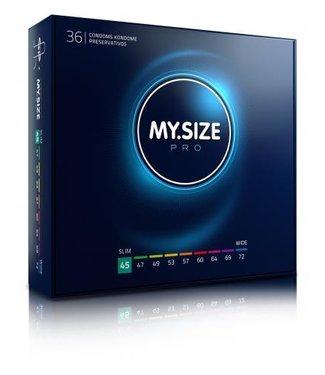 My.Size MY.SIZE Pro 45 mm Condooms 36 stuks
