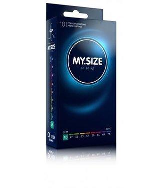 My.Size MY.SIZE Pro 45 mm Condooms 10 stuks