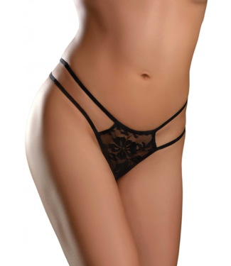 HookUp Pantys By Pipedream Crotchless PleasurePearl OS