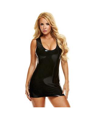LatexWear Latex Mini Dress - Black