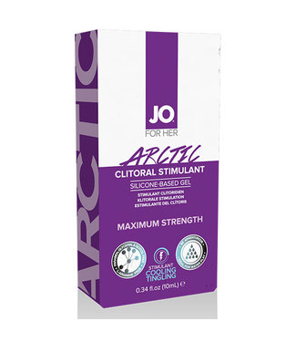 System JO System JO - For Her Clitoral Stimulant Cooling Arctic 10 ml