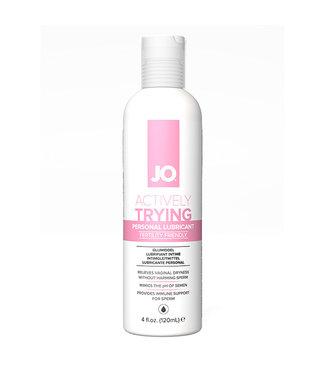 System JO System JO - Actively Trying (TTC) Original Glijmiddel 120 ml