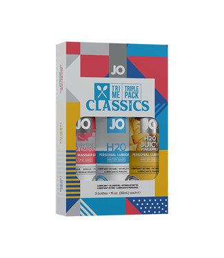 System JO System JO - Tri Me Triple Pack Classic