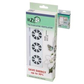 Levica Iezy-fan radiator ventilator junior -set  inclusief adapter