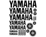 Yamaha stickerset