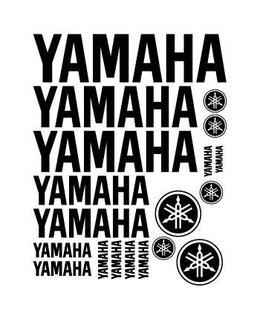 Yamaha stickerset