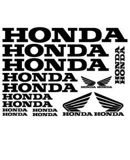 Honda stickerset