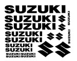Suzuki stickerset