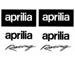 Aprilia stickerset