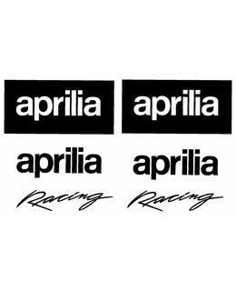 Aprilia stickerset