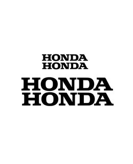 Honda velglogo's