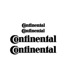 Continental velglogo's