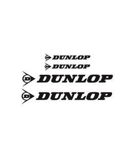 Dunlop velglogo's