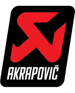 Akrapovic logo Full color
