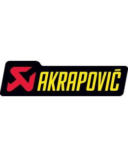 Akrapovic logo Full color