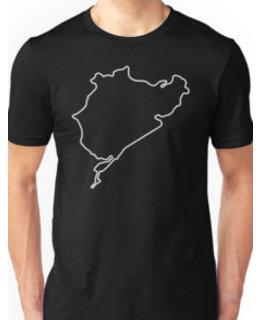Diverse circuit voor op een T-shirt