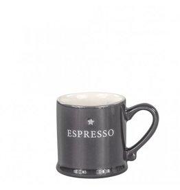 Espresso Black with Espresso in White