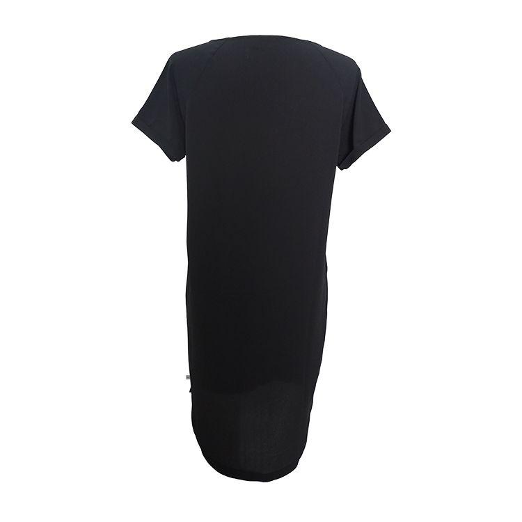 Zusss sjiek zomerjurkje zwart L/XL
