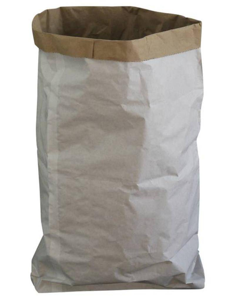 XL Paperbag wit