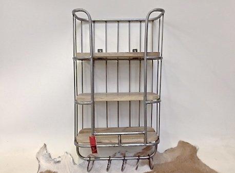 metalen bakkersrek 70x40x20cm, Iron