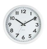 wandklok White, 38x9cm