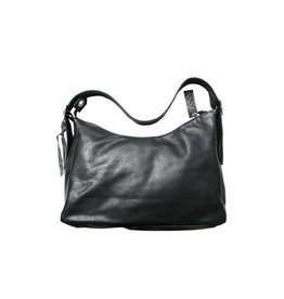 Zusss Basic tas Medium, zwart