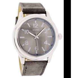 Timepieces C4556 donker grijs