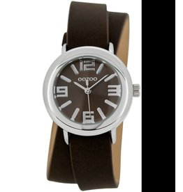 Timepieces C6829 donker bruin