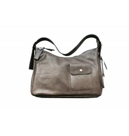 Zusss Basic tas Medium, taupe