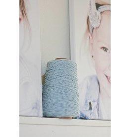 Katoen koord, blauw