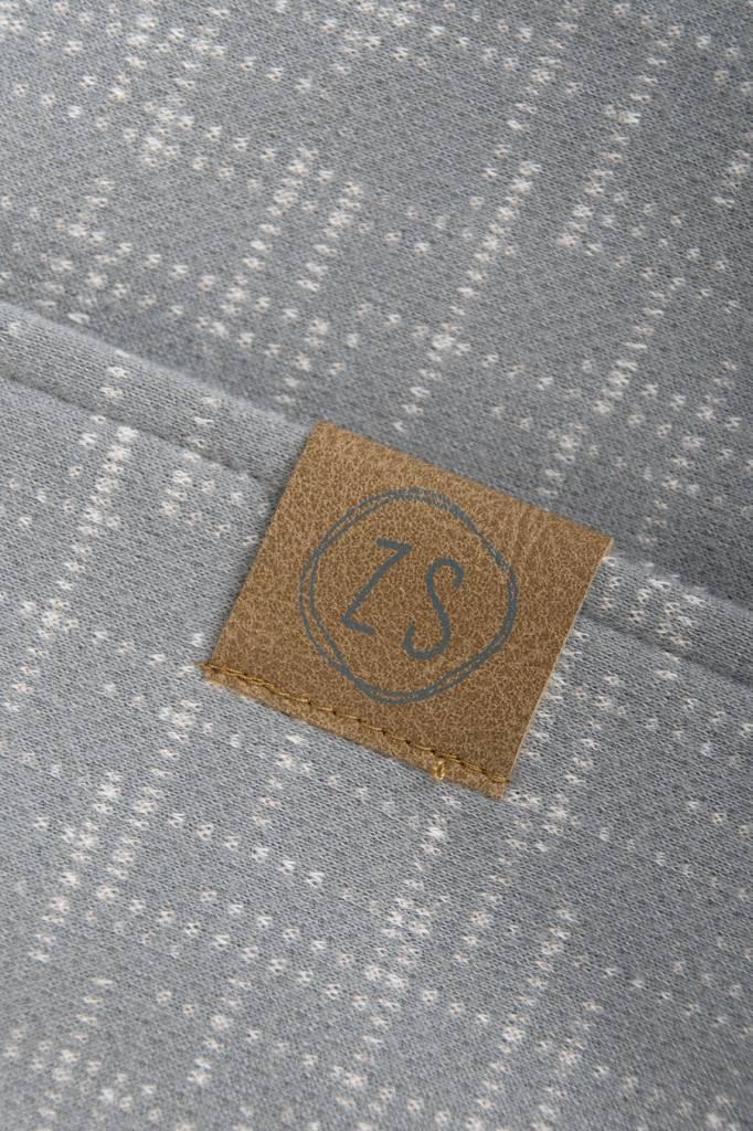 Zusss colbertjas grijs melee L/XL