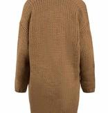 Zusss Stoer winters vest camel  S/M