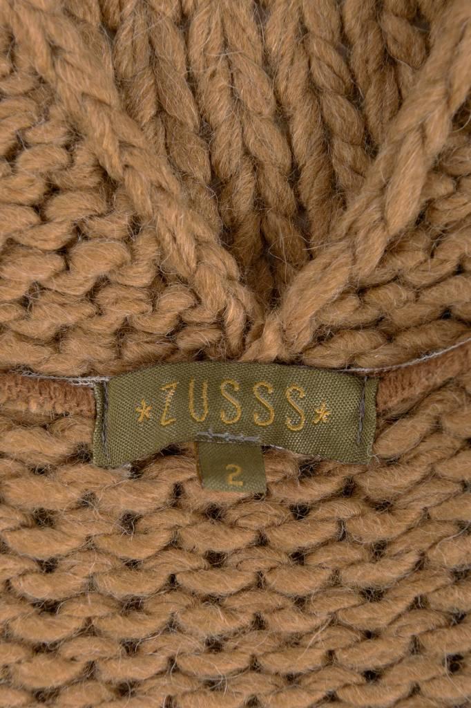 Zusss Stoer winters vest camel  L/XL