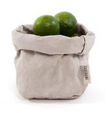 Uashmama Paper Bags medium grijs