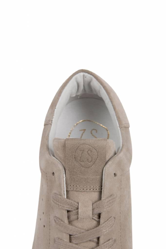 Zusss Kekke sneakers zand