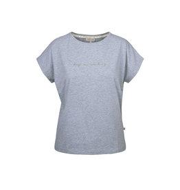Zusss Basic t-shirt grijs-melee