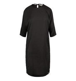 Zusss Frivool jurkje zwart