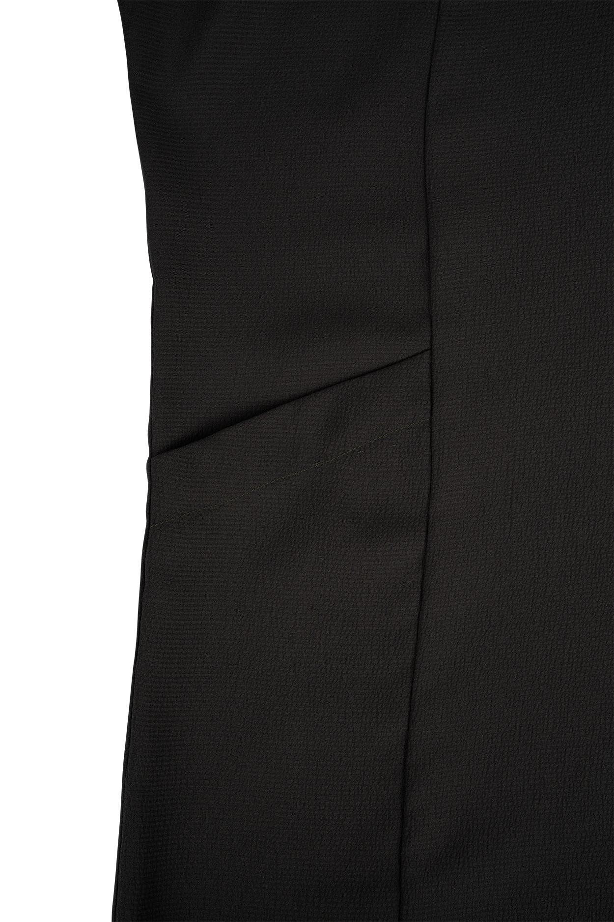 Zusss Hip frivool jurkje zwart