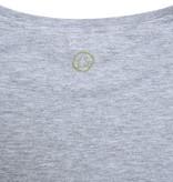 Zusss Zusss tof basic t-shirt grijs-melee