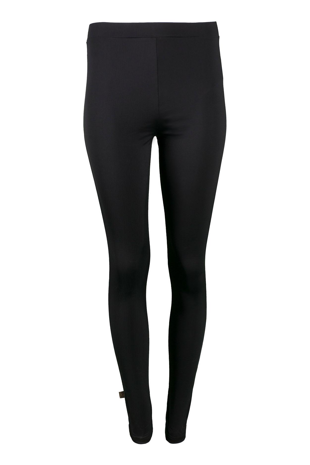 Zusss Gladde legging zwart M/L