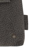 Zusss Royale handtas 27x37x12 cm - leopard