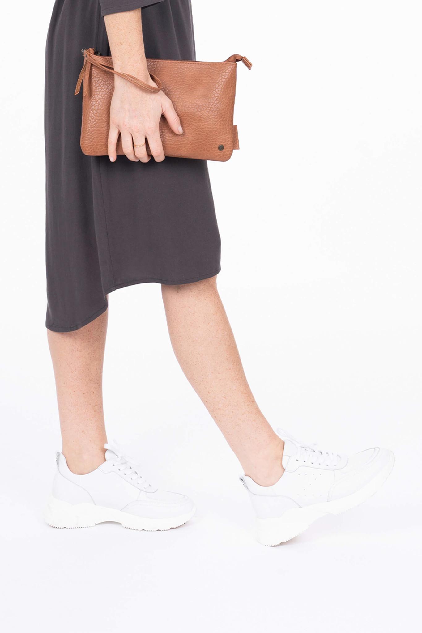 Zusss Gave sneaker - wit