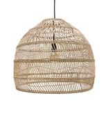 HKliving Wicker hanglamp M - naturel