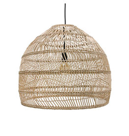 HK Living Wicker hanglamp M - naturel