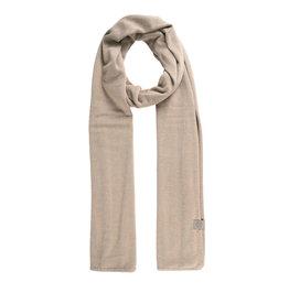 Zusss fijngebreide zachte sjaal - zand