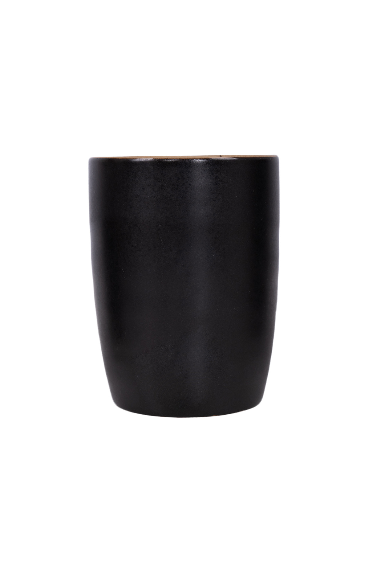 Zusss Koffiemok aardewerk -  zwart