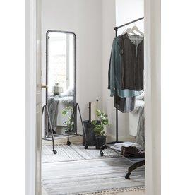 IB Laursen vloer spiegel, zwart