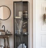 HK Living ronde metalen spiegel 60cm