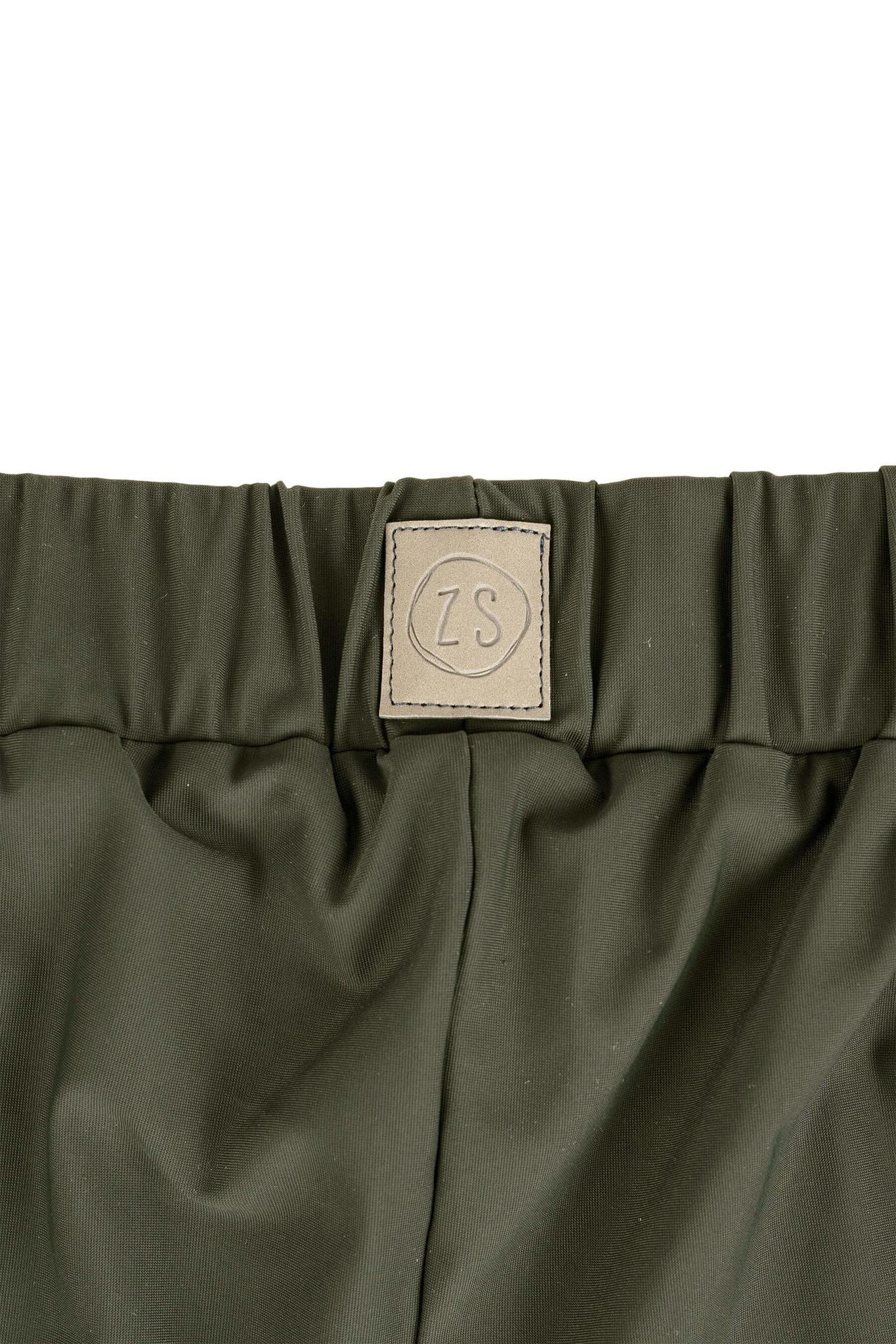 Zusss Vlotte legging groen