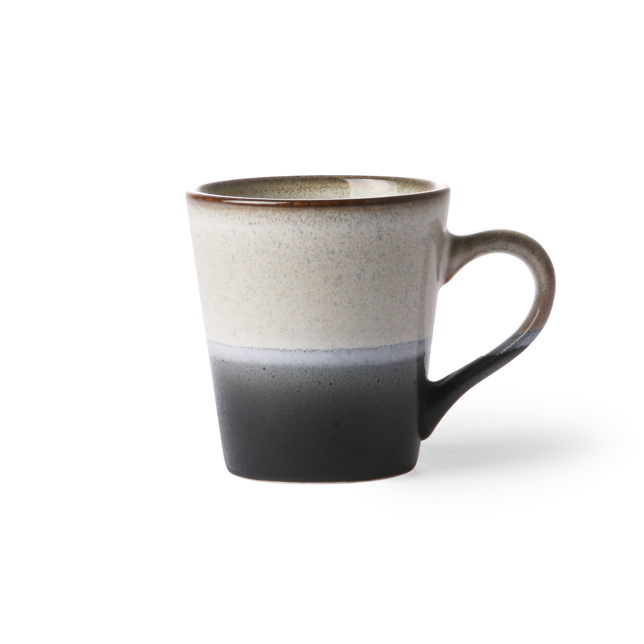 HKLiving espresso mok ROCK